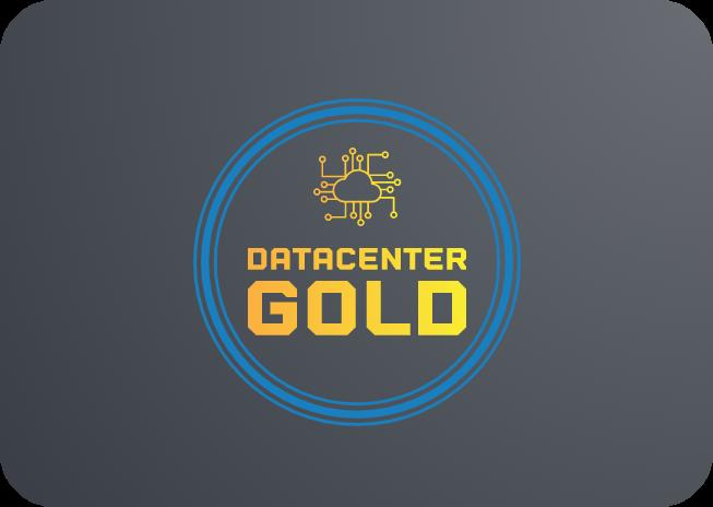 DC Gold Logo